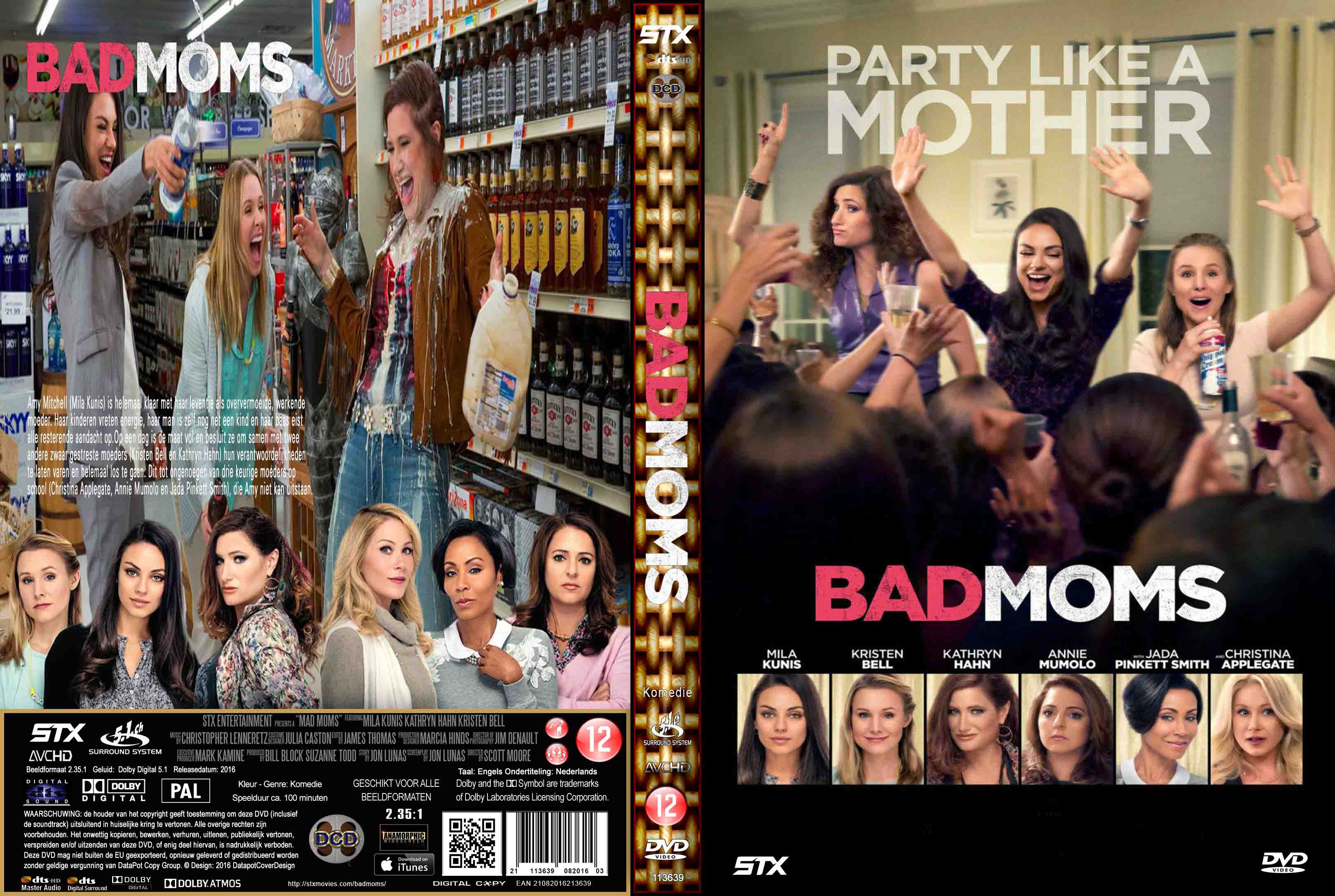 bad moms 2016 full movie download